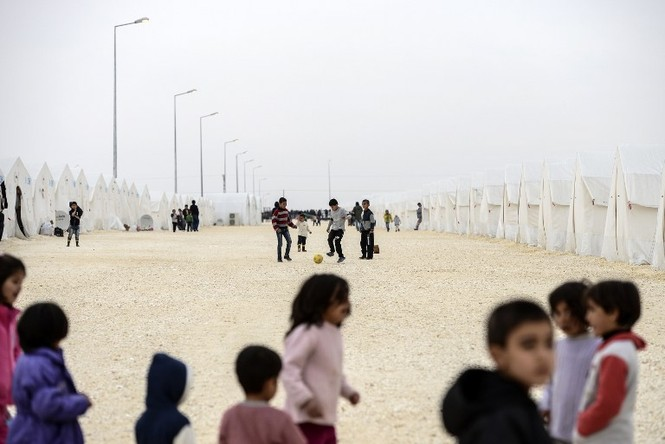 [ẢNH] Cuộc sống người Kurd trong trại tị nạn ở Thổ Nhĩ Kỳ - ảnh 4