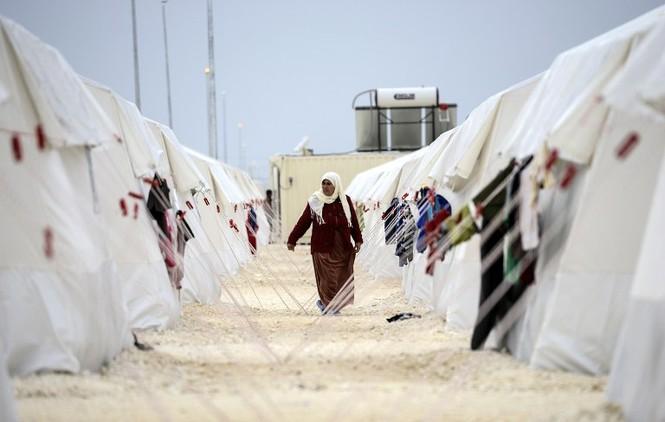 [ẢNH] Cuộc sống người Kurd trong trại tị nạn ở Thổ Nhĩ Kỳ - ảnh 5