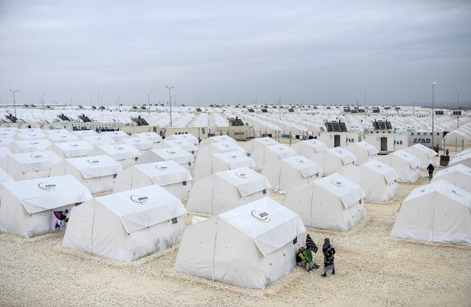[ẢNH] Cuộc sống người Kurd trong trại tị nạn ở Thổ Nhĩ Kỳ - ảnh 6