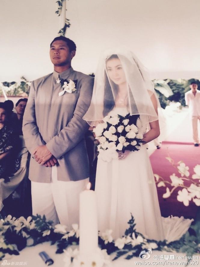 Ôn Bích Hà bất ngờ tung ảnh cưới để cảm ơn chồng - ảnh 5