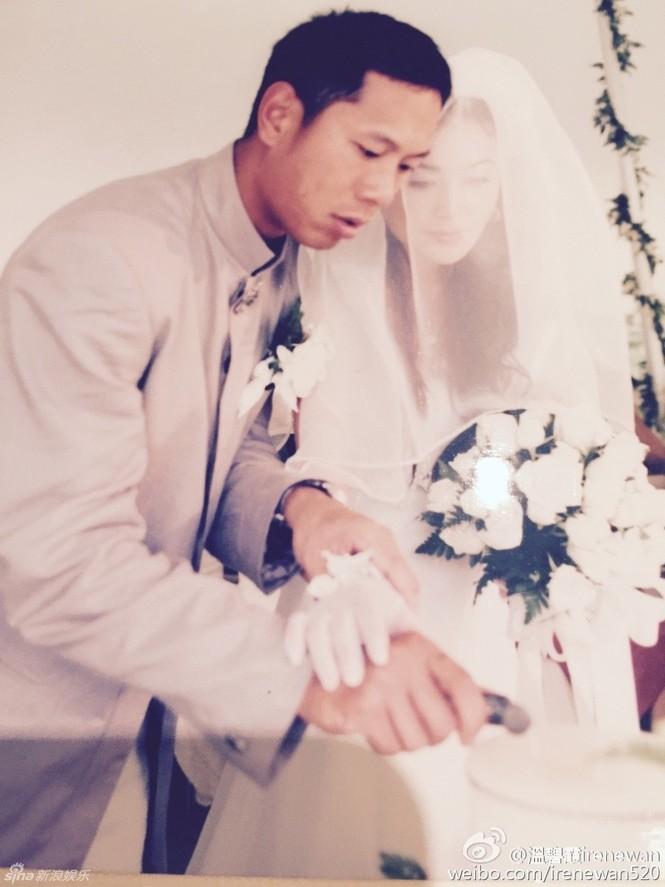 Ôn Bích Hà bất ngờ tung ảnh cưới để cảm ơn chồng - ảnh 4