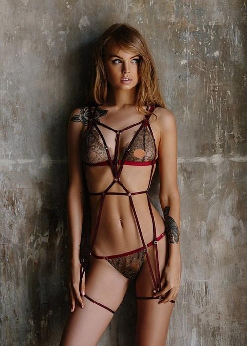 Ngây ngất ngắm Anastasia Shcheglova quá sexy và nóng bỏng - ảnh 6