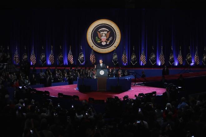 Ông Obama cam kết chuyển giao quyền lực suôn sẻ cho Trump - ảnh 3