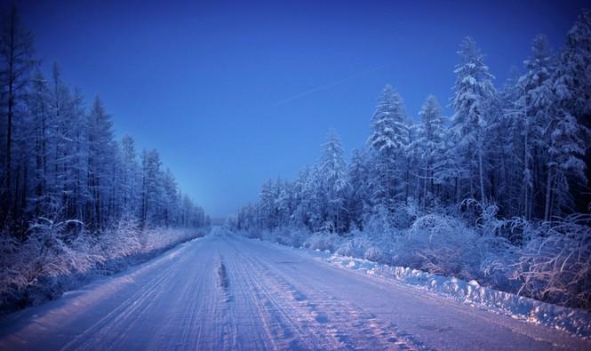 Thăm thú ngôi làng lạnh nhất thế giới đón năm mới - ảnh 8