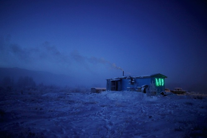 Thăm thú ngôi làng lạnh nhất thế giới đón năm mới - ảnh 10