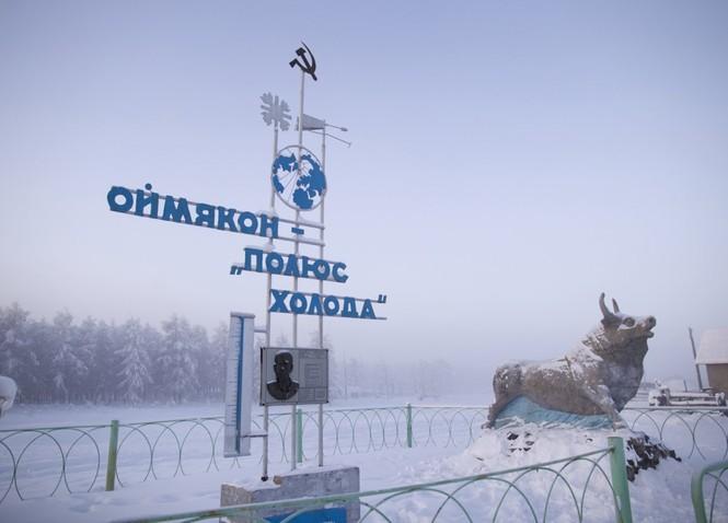 Thăm thú ngôi làng lạnh nhất thế giới đón năm mới - ảnh 11