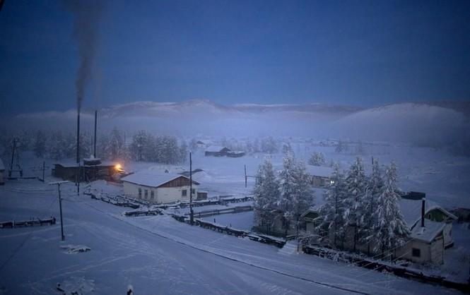 Thăm thú ngôi làng lạnh nhất thế giới đón năm mới - ảnh 14