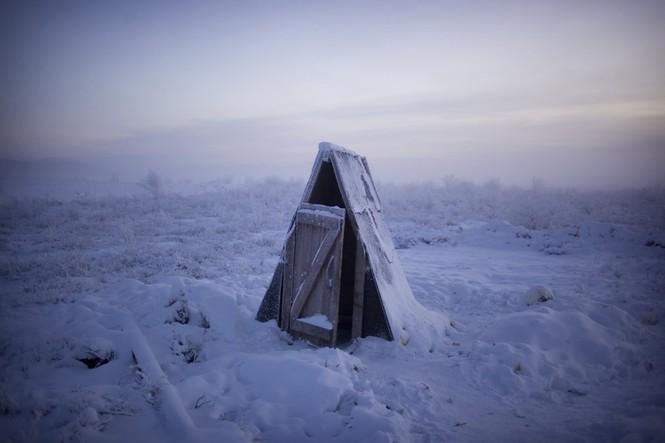 Thăm thú ngôi làng lạnh nhất thế giới đón năm mới - ảnh 15