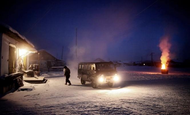 Thăm thú ngôi làng lạnh nhất thế giới đón năm mới - ảnh 17