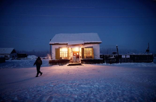 Thăm thú ngôi làng lạnh nhất thế giới đón năm mới - ảnh 19