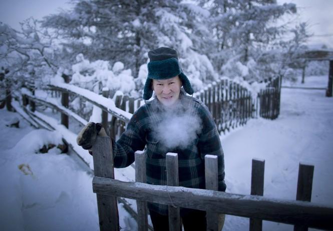 Thăm thú ngôi làng lạnh nhất thế giới đón năm mới - ảnh 20