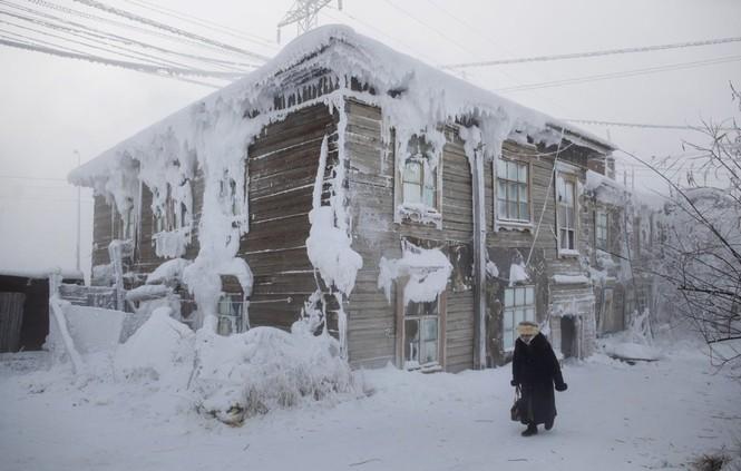 Thăm thú ngôi làng lạnh nhất thế giới đón năm mới - ảnh 2