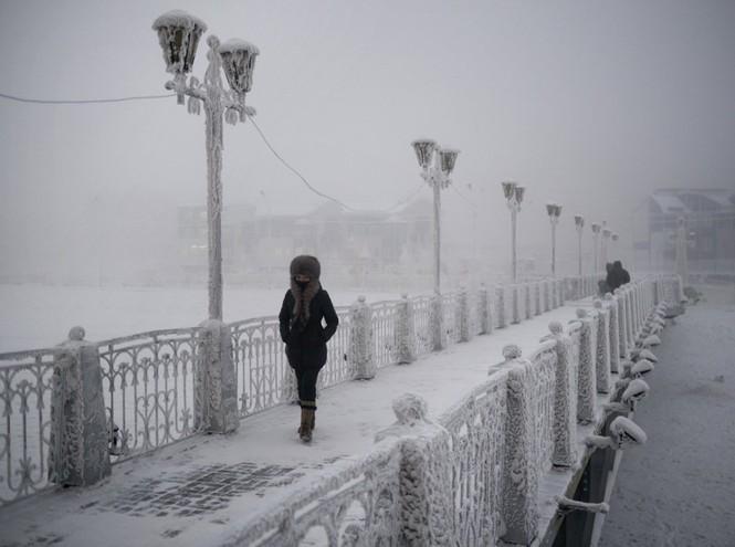 Thăm thú ngôi làng lạnh nhất thế giới đón năm mới - ảnh 3