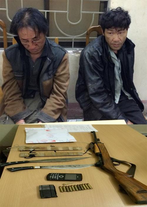 Ba cảnh sát bị thương khi bắt tội phạm ma túy - ảnh 1