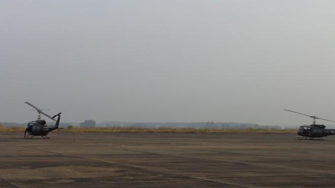 [ẢNH] Trực thăng UH-1 số hiệu 7912 trước khi gặp nạn - ảnh 2