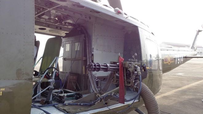 [ẢNH] Trực thăng UH-1 số hiệu 7912 trước khi gặp nạn - ảnh 3