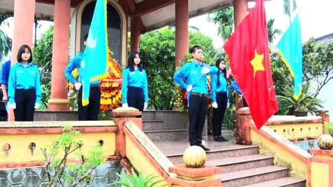 Nhiều hoạt động ý nghĩa kỷ niệm Ngày truyền thống Hội LHTNVN - ảnh 1