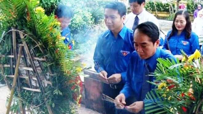 Nhiều hoạt động ý nghĩa kỷ niệm Ngày truyền thống Hội LHTNVN - ảnh 3