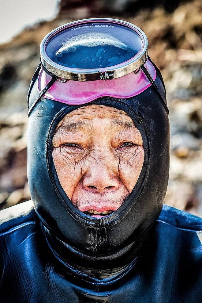 Những 'nàng tiên cá' cuối cùng ở Hàn Quốc  - ảnh 1