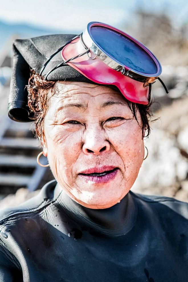 Những 'nàng tiên cá' cuối cùng ở Hàn Quốc  - ảnh 4