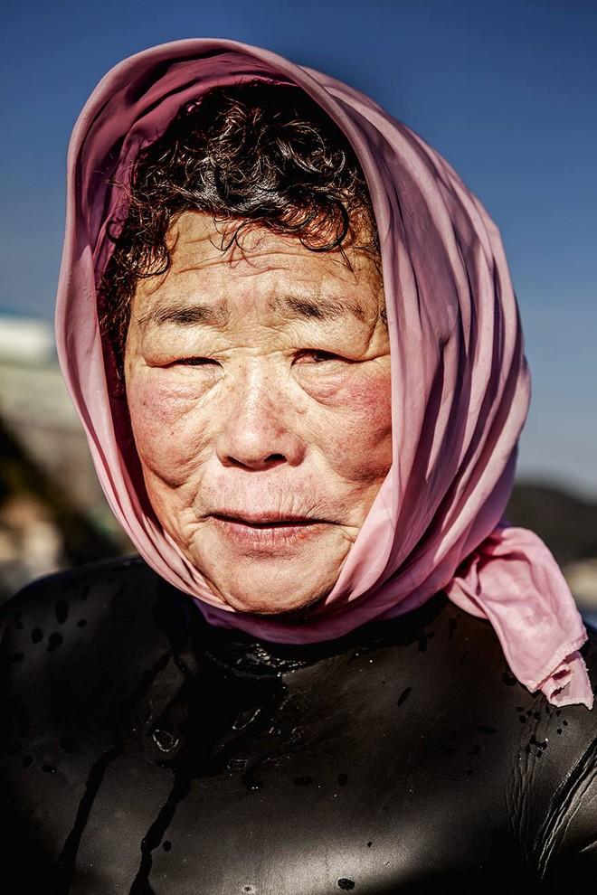 Những 'nàng tiên cá' cuối cùng ở Hàn Quốc  - ảnh 6