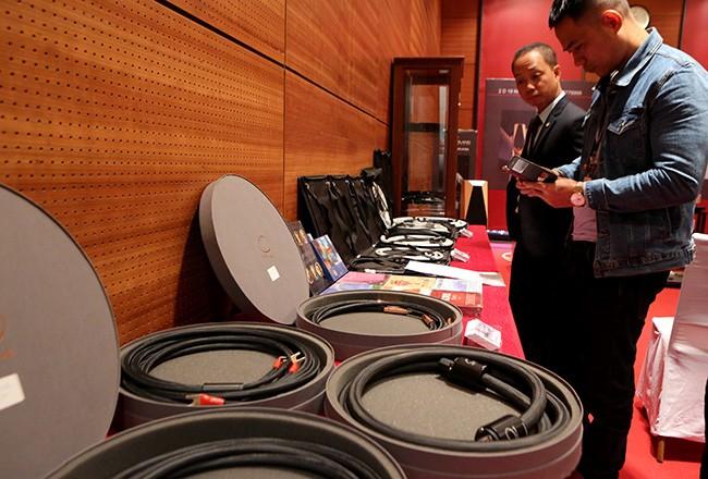 Khai mạc triển lãm thiết bị nghe nhìn Avshow Hà Nội - ảnh 12