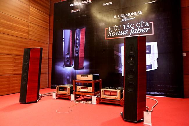 Khai mạc triển lãm thiết bị nghe nhìn Avshow Hà Nội - ảnh 5