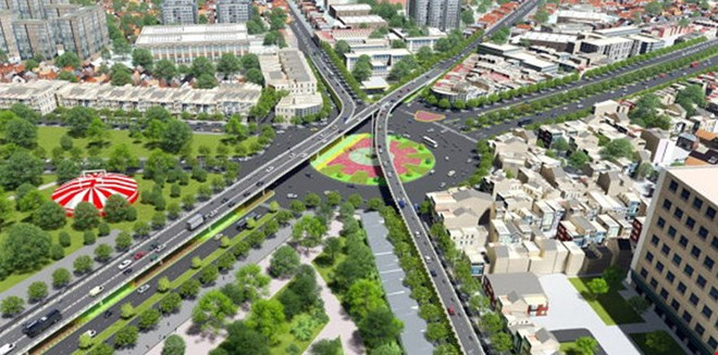 Xây hai cầu vượt 'giải vây' cho sân bay Tân Sơn Nhất - ảnh 2