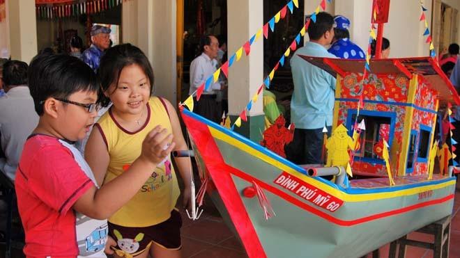 Độc đáo lễ cầu an ở đình làng của người Sài Gòn - ảnh 13