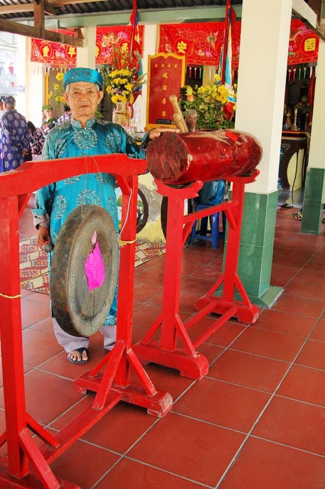 Độc đáo lễ cầu an ở đình làng của người Sài Gòn - ảnh 6