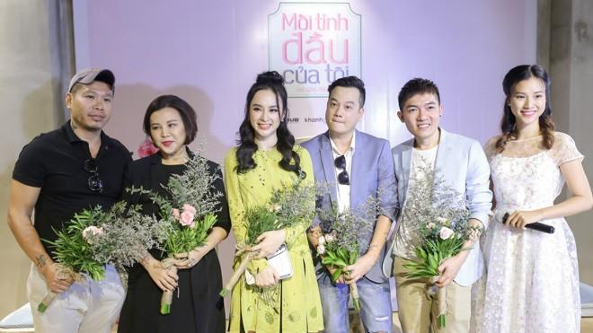 Angela Phương Trinh trở lại với phim truyền hình sau 9 năm vắng bóng - ảnh 8