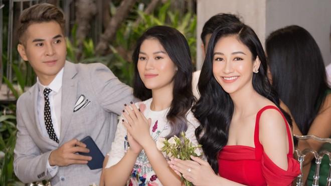 Angela Phương Trinh trở lại với phim truyền hình sau 9 năm vắng bóng - ảnh 6