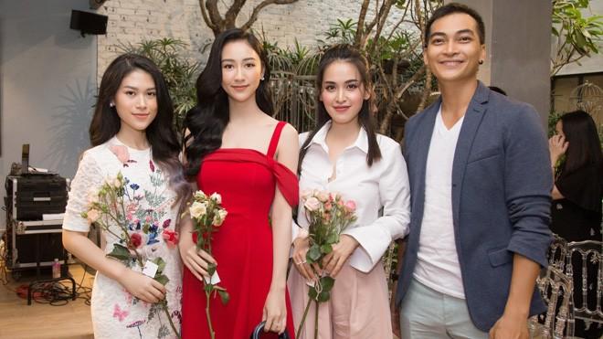 Angela Phương Trinh trở lại với phim truyền hình sau 9 năm vắng bóng - ảnh 7