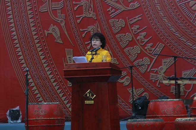 TPHCM long trọng tổ chức Quốc giỗ Hùng Vương - ảnh 1