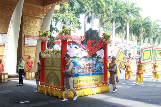 TPHCM long trọng tổ chức Quốc giỗ Hùng Vương - ảnh 5