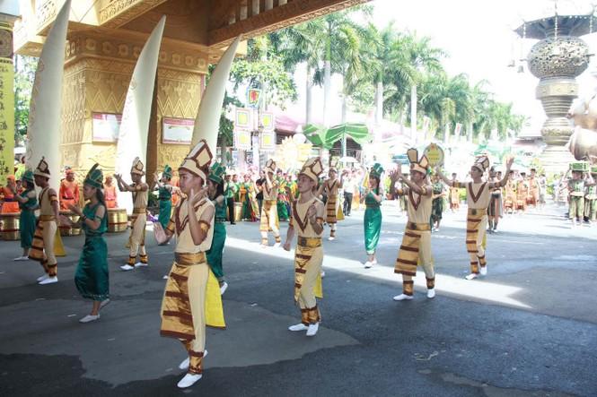 TPHCM long trọng tổ chức Quốc giỗ Hùng Vương - ảnh 6