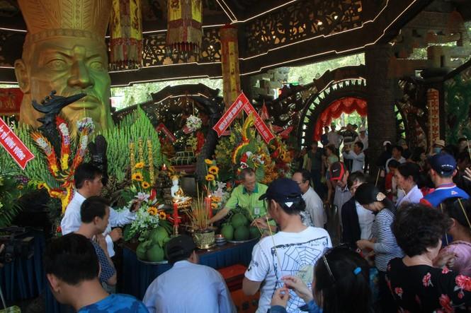 TPHCM long trọng tổ chức Quốc giỗ Hùng Vương - ảnh 7