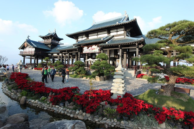Tưng bừng Lễ hội Mặt trời mọc tại Sun World Halong Complex - ảnh 5