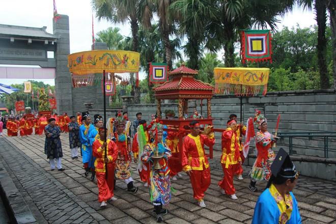 TPHCM long trọng tổ chức Quốc giỗ Hùng Vương - ảnh 2