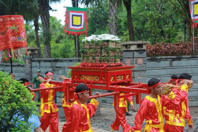TPHCM long trọng tổ chức Quốc giỗ Hùng Vương - ảnh 3