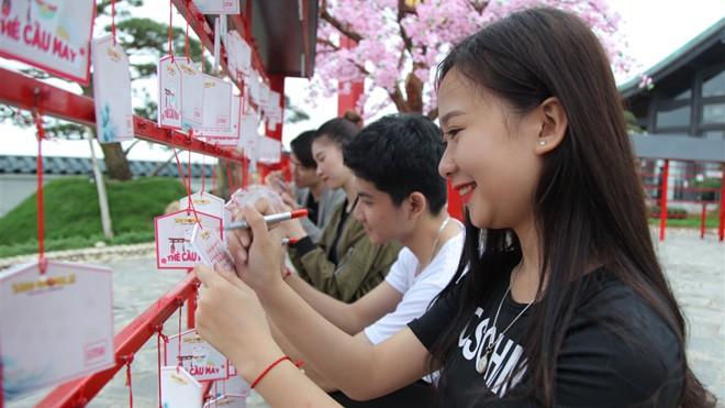 Tưng bừng Lễ hội Mặt trời mọc tại Sun World Halong Complex - ảnh 1