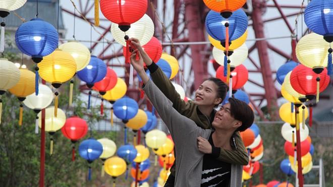 Tưng bừng Lễ hội Mặt trời mọc tại Sun World Halong Complex - ảnh 2