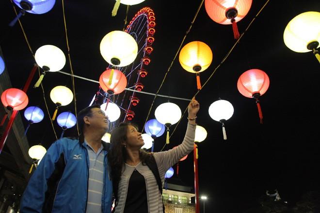 Tưng bừng Lễ hội Mặt trời mọc tại Sun World Halong Complex - ảnh 3