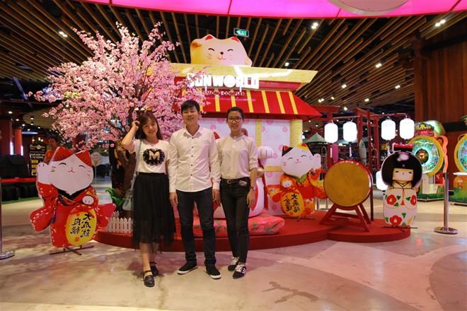 Tưng bừng Lễ hội Mặt trời mọc tại Sun World Halong Complex - ảnh 6
