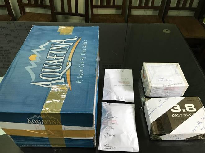 Triệt phá đường dây mua bán ma tuý từ Móng Cái về Hải Phòng - ảnh 1