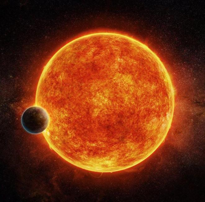 Phát hiện thú vị về một siêu Trái đất - ảnh 1