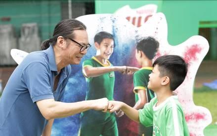 Nghệ sĩ Trần Lực: 'Barcelona gây ấn tượng vì những giá trị cả trong và ngoài sân cỏ' - ảnh 2