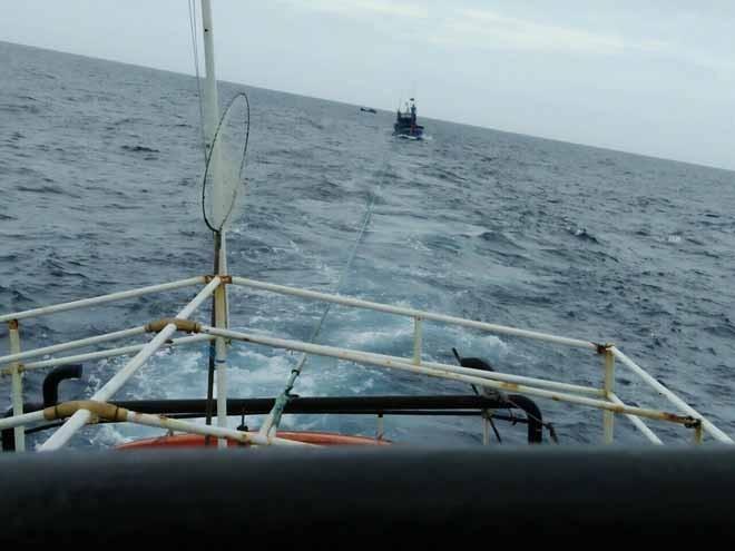 6 ngư dân gặp nạn tại khu vực biển Khánh Hòa - ảnh 2