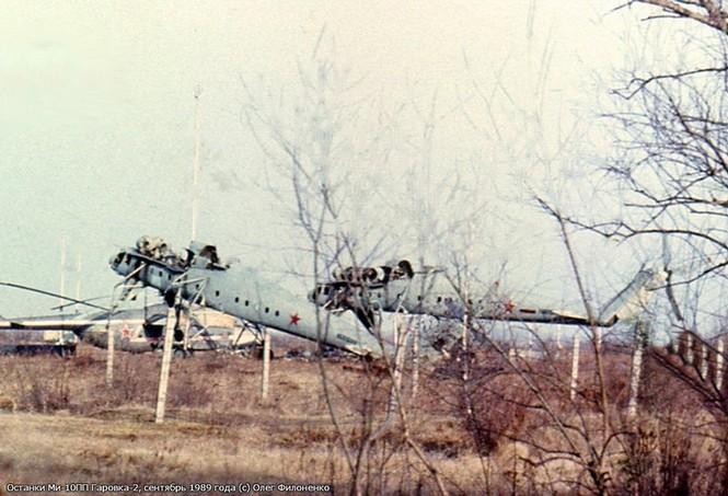 Vén màn nhiệm vụ tối mật của siêu trực thăng Mi-10PP - ảnh 1