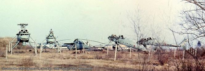 Vén màn nhiệm vụ tối mật của siêu trực thăng Mi-10PP - ảnh 2